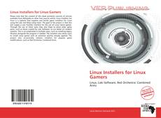 Buchcover von Linux Installers for Linux Gamers