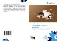 Обложка Eduardo Hernández Moncada