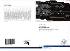 Capa do livro de GNU Oleo