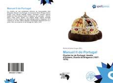 Couverture de Manuel II de Portugal