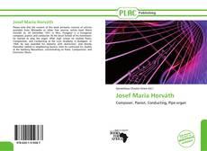 Portada del libro de Josef Maria Horváth