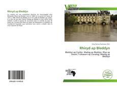 Bookcover of Rhiryd ap Bleddyn