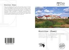 Bookcover of Kirillov (Town)