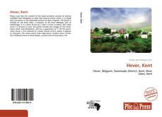 Capa do livro de Hever, Kent