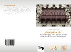 Bookcover of Owain Glyndŵr