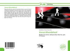 Bookcover of Varun Khandelwal