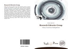 Обложка Research Libraries Group