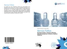 Buchcover von Servius Tullius