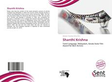 Bookcover of Shanthi Krishna