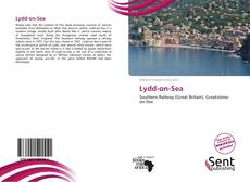 Bookcover of Lydd-on-Sea