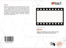 Bookcover of Mukri