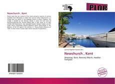 Newchurch , Kent kitap kapağı