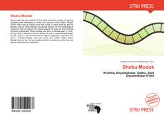 Bookcover of Shahu Modak