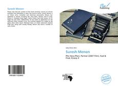 Bookcover of Suresh Menon