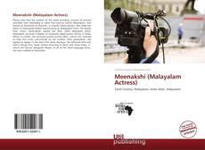 Meenakshi (Malayalam Actress)的封面