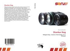 Bookcover of Shankar Nag