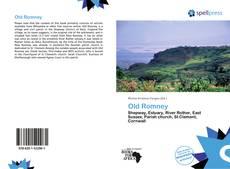 Buchcover von Old Romney