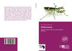 Capa do livro de Orthorisma