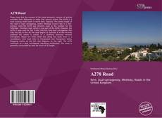 Bookcover of A278 Road