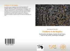Capa do livro de Frédéric II de Naples