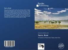 Capa do livro de Sarre, Kent