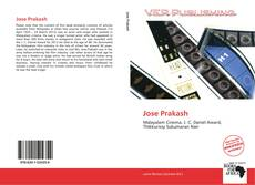 Bookcover of Jose Prakash