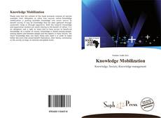 Knowledge Mobilization kitap kapağı