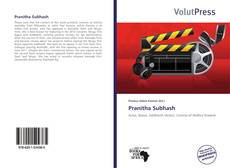 Bookcover of Pranitha Subhash