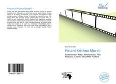 Posani Krishna Murali的封面