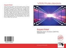 Copertina di Gayatri Patel