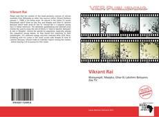 Portada del libro de Vikrant Rai