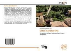 Bookcover of Eaton Constantine