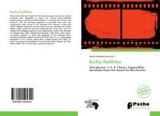 Bookcover of Kutty Radhika