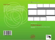 Bookcover of Prithvi (Actor)