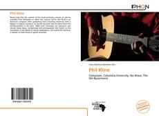 Обложка Phil Kline