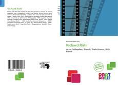 Couverture de Richard Rishi
