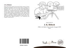 Bookcover of J. K. Rithesh