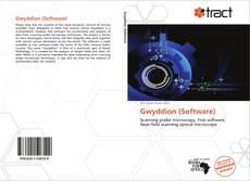 Buchcover von Gwyddion (Software)