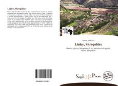 Bookcover of Linley, Shropshire