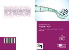 Bookcover of Preetika Rao