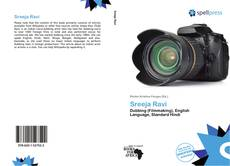 Bookcover of Sreeja Ravi
