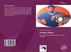 Bookcover of Krishna Sekhar