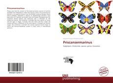 Buchcover von Priscansermarinus