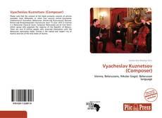 Bookcover of Vyacheslav Kuznetsov (Composer)