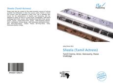 Copertina di Sheela (Tamil Actress)