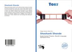 Buchcover von Shashank Shende