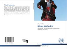Bookcover of Nicole Lachartre