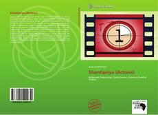 Portada del libro de Shantipriya (Actress)