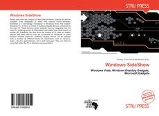 Bookcover of Windows SideShow