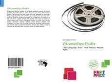 Capa do livro de Vikramaditya Shukla